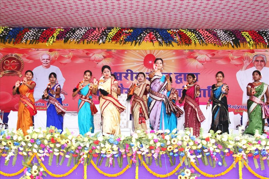 Sambalpur: The Governor of Jharkhand, Her Excellency