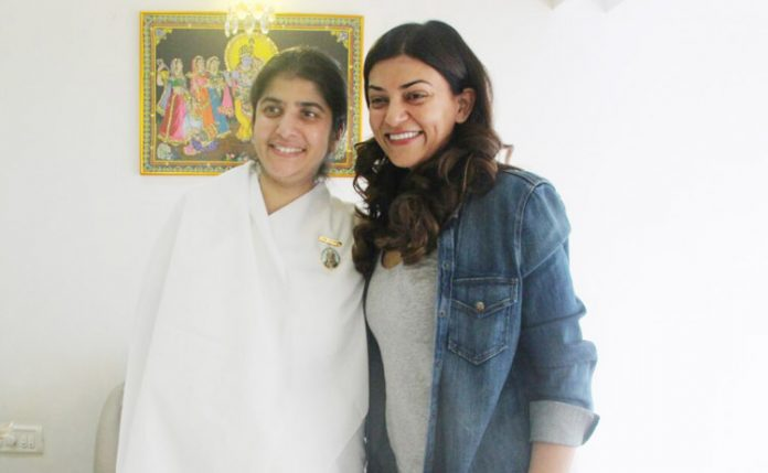 how to meet sister shivani